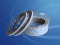 Adhesive roll for counterperforator